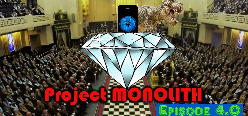 Project MONOLITH      Episode 4.0 – The Brain Of The Apocalypse