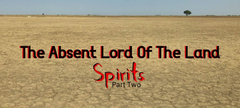 Spirits – Part Two