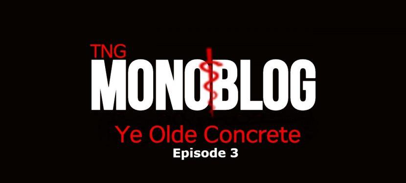 Ye Olde Concrete